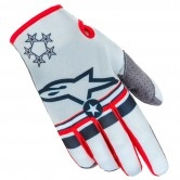 ALPINESTARS Radar 2019 Five Stars LE Cool Grey / Bight Red