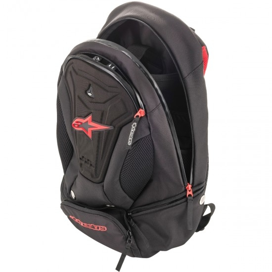 Bolsa ALPINESTARS Recharger Black / Red