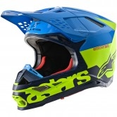 Supertech S-M8 2020 Radium Aqua / Yellow Fluo / Navy