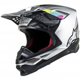 Supertech S-M8 Contact Silver / Black