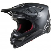 ALPINESTARS Supertech S-M8 Solid Black Matt