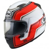 ARAI Profile-V Bend Red