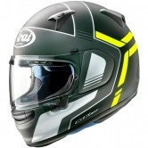 ARAI Profile-V Tube Fluor Yellow