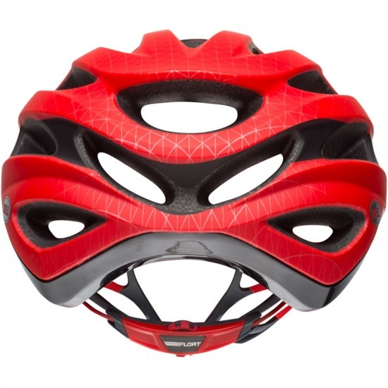 Casco BELL Formula Matte / Gloss Red / Black