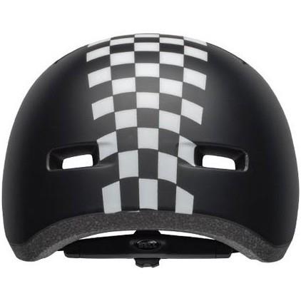 Casco BELL Lil Ripper II Junior Checkers Matte Black / White