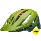 BELL Sixer MIPS Matte - Gloss Green / Infrared
