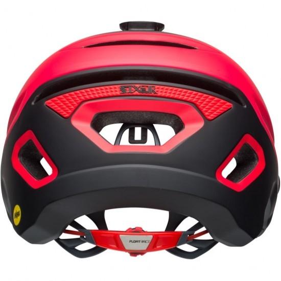 Helm BELL Sixer MIPS Matte Hibiscus / Black