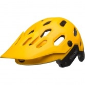 BELL Super 3 Matte Yellow / Coal