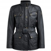 BELSTAFF Trialmaster Pro Waxed Cotton Black