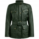 BELSTAFF Trialmaster Pro Waxed Cotton Olive Green