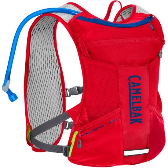 CAMELBAK Chase Racing Red / Pitch Blue Bag / Back pack