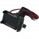 Interphone Aluminium USB Crab - SMMOTOALUSB