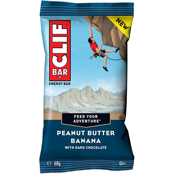 null CLIF Bar Peanut Butter / Banana / Dark Chocolate