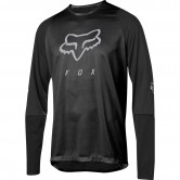 FOX Defend LS Foxhead Black