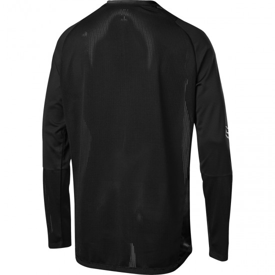 Camisola FOX Defend LS Foxhead Black