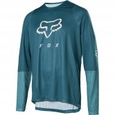 FOX Defend LS Foxhead Maui Blue