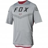 FOX Defend SS Fine Line Steel Grey