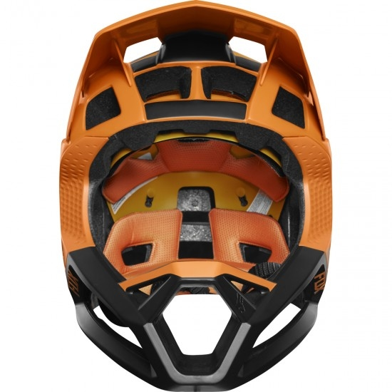 Casque FOX Proframe Matte Atomic Orange