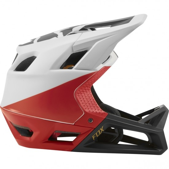 Proframe Pistol White / Black / Red