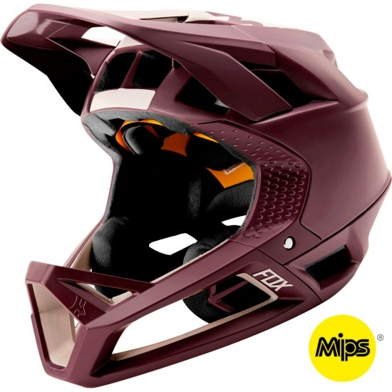 Casco FOX Proframe Dark Purple