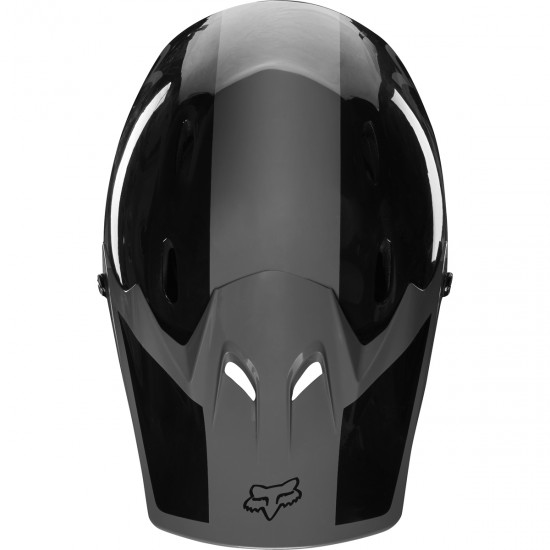 Casco FOX Rampage Black