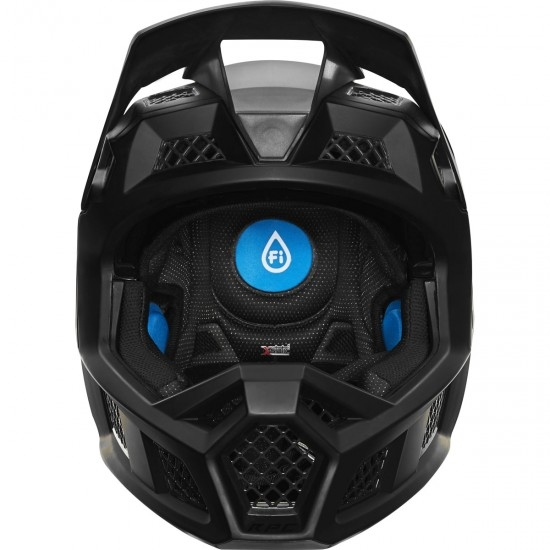 Helm FOX Rampage Pro Carbon Matte Black