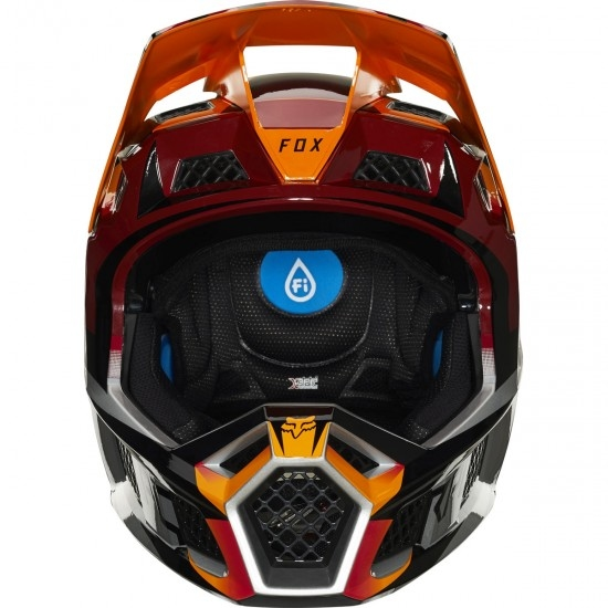 Casque FOX Rampage Pro Carbon Beast Iced