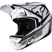 FOX Rampage Pro Carbon Beast White