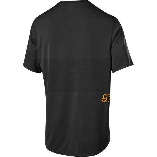 FOX Ranger SS Fox Black Jersey