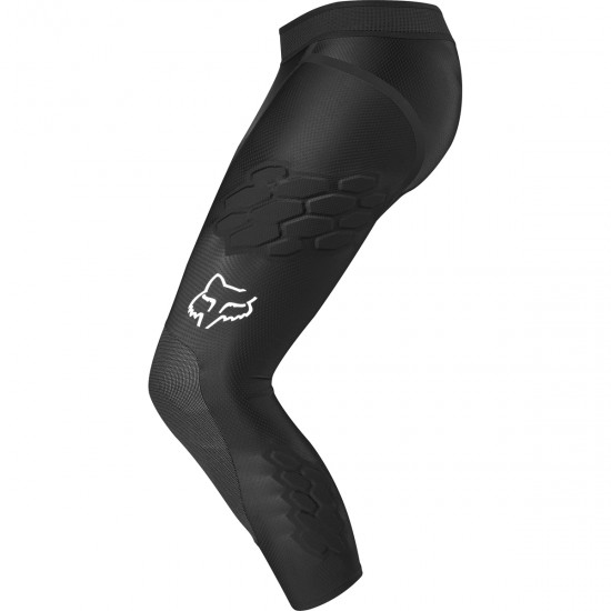 FOX Rawtec Pro Tight Black Cycling pants