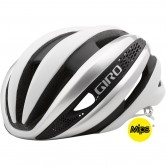 Synthe MIPS Matte White / Silver
