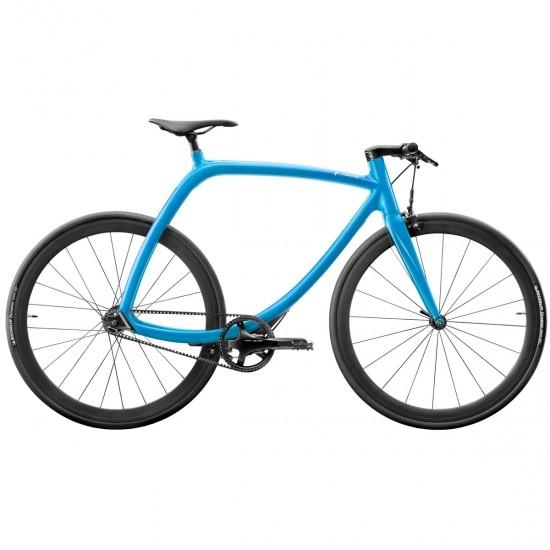 Vélo Urbain/Ville RIZOMA Metropolitan Bike R77 Nebular Blue Matte