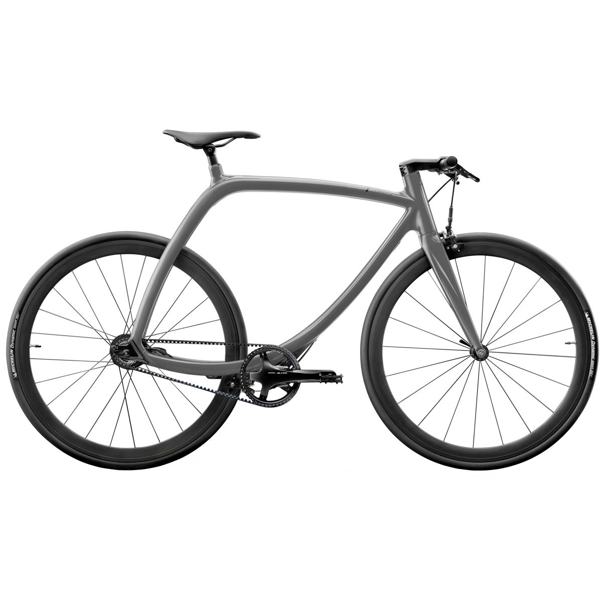 null RIZOMA Metropolitan bike RS77 Meteor Grey Matte