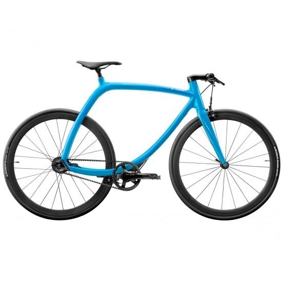 Vélo Urbain/Ville RIZOMA Metropolitan Bike RS77 Nebular Blue Matte