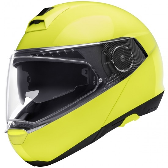 Casque SCHUBERTH C4 Pro Fluo Yellow