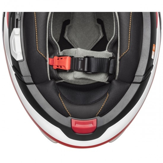 SCHUBERTH C4 Pro Fragment Red Helmet