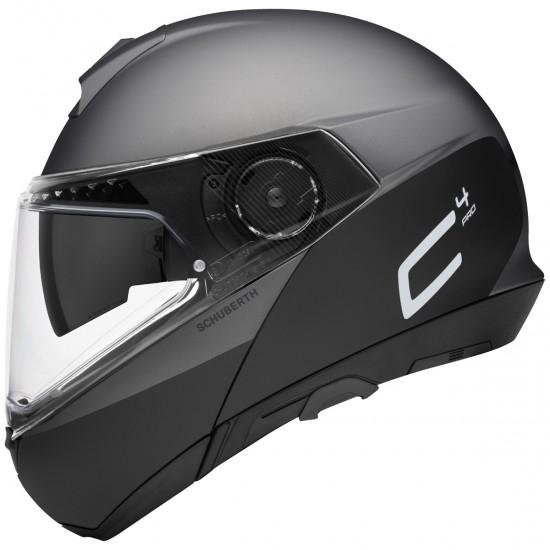 Casco SCHUBERTH C4 Pro Swipe Grey