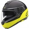 Casco SCHUBERTH C4 Pro Swipe Yellow