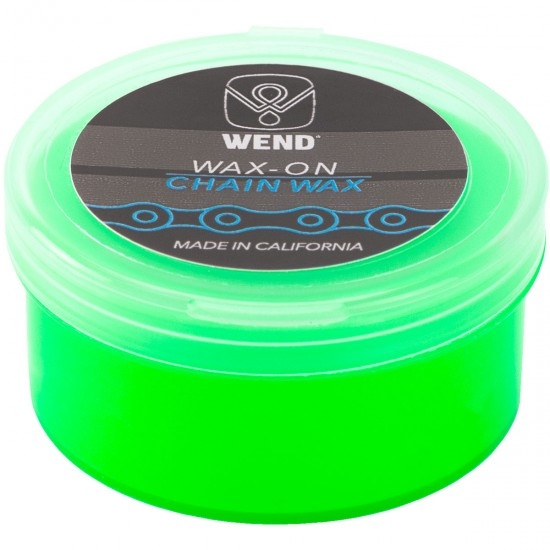 Oficina WEND Wax-On Spectrum Colors 1oz Pocket Wax Green