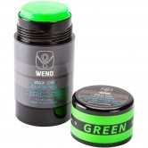WEND Wax-On Spectrum Colors 2.5oz Twist Up Green