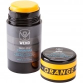 WEND Wax-On Spectrum Colors 2.5oz Twist Up Orange