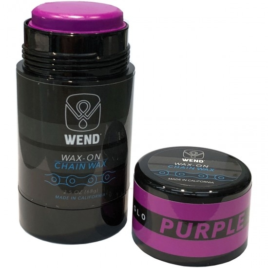Atelier WEND Wax-On Spectrum Colors 2.5oz Twist Up Purple