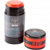 WEND Wax-On Spectrum Colors 2.5oz Twist Up Red