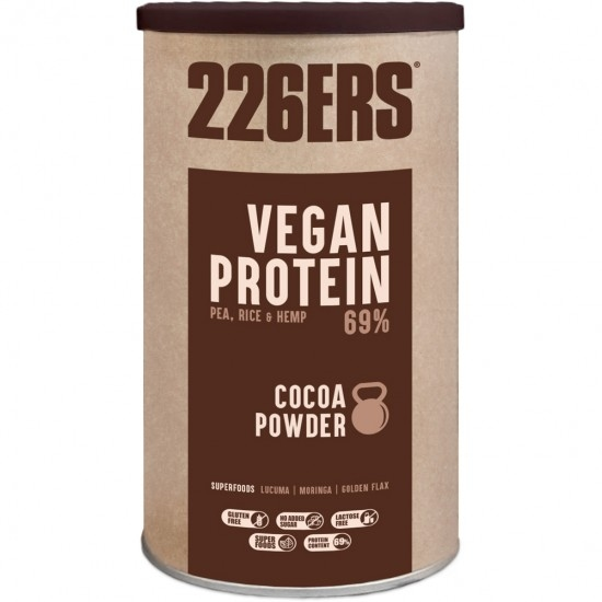 Nutrition 226ERS Vegan Protein Chocolate