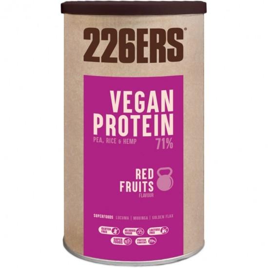 Ernährung 226ERS Vegan Protein Red Fruits