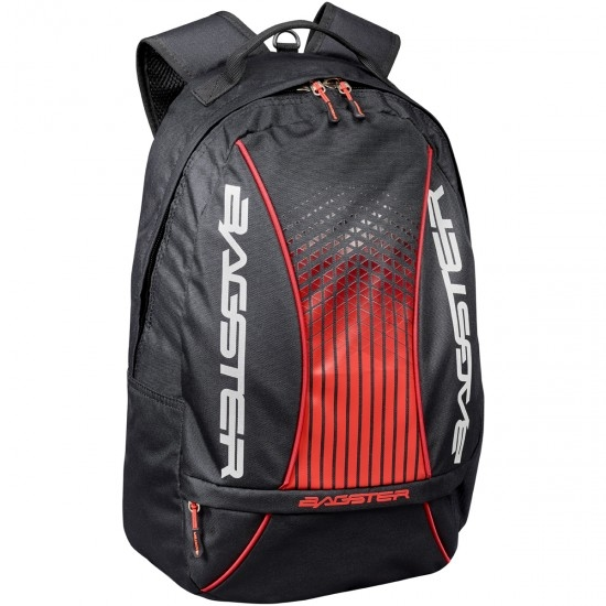 Bolsa BAGSTER Player Evo Black / Red