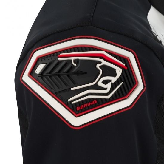 Jacke BERING Balko Black / White / Red