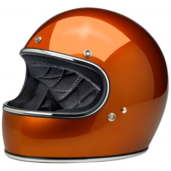 BILTWELL Gringo Gloss Copper Helmet