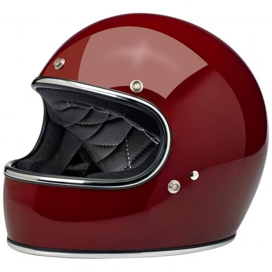 BILTWELL Gringo Gloss Garnet Helmet
