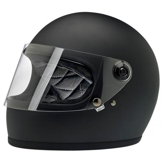 Helm BILTWELL Gringo S Flat Black
